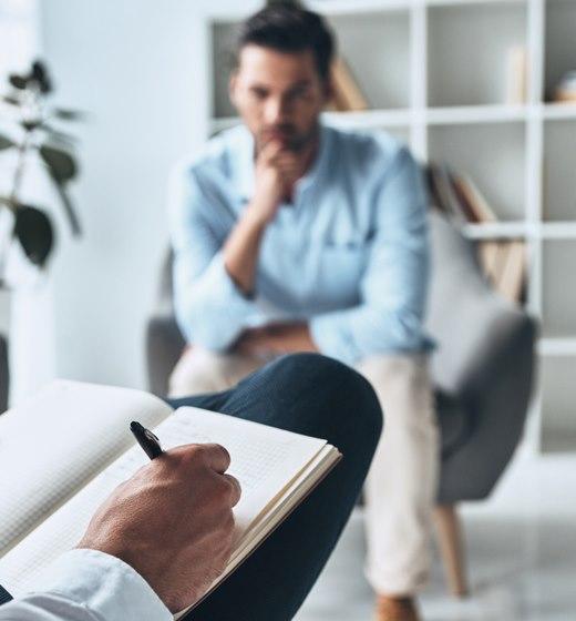 Bør terapeuter matches til pasienter ved psykoterapi?